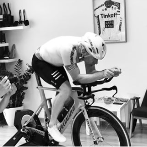 Łukasz Szczęsny bikefitting