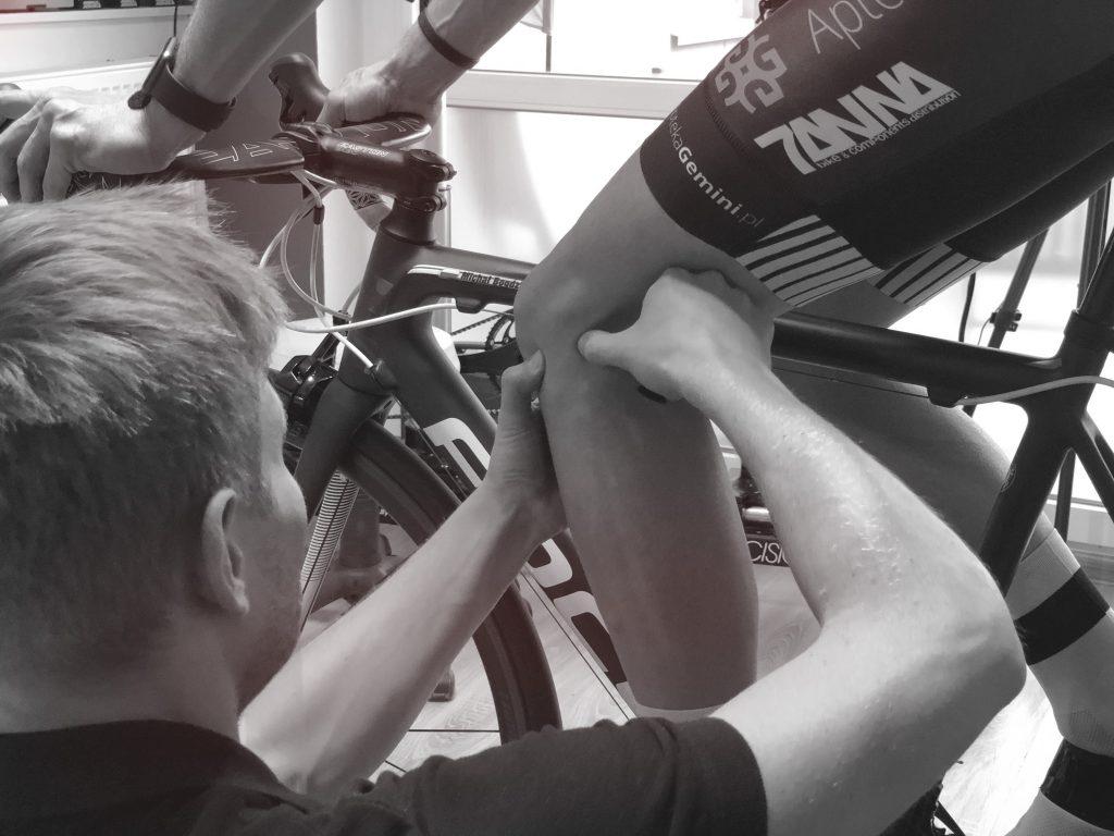 bikefitting Łukasz Szczęsny