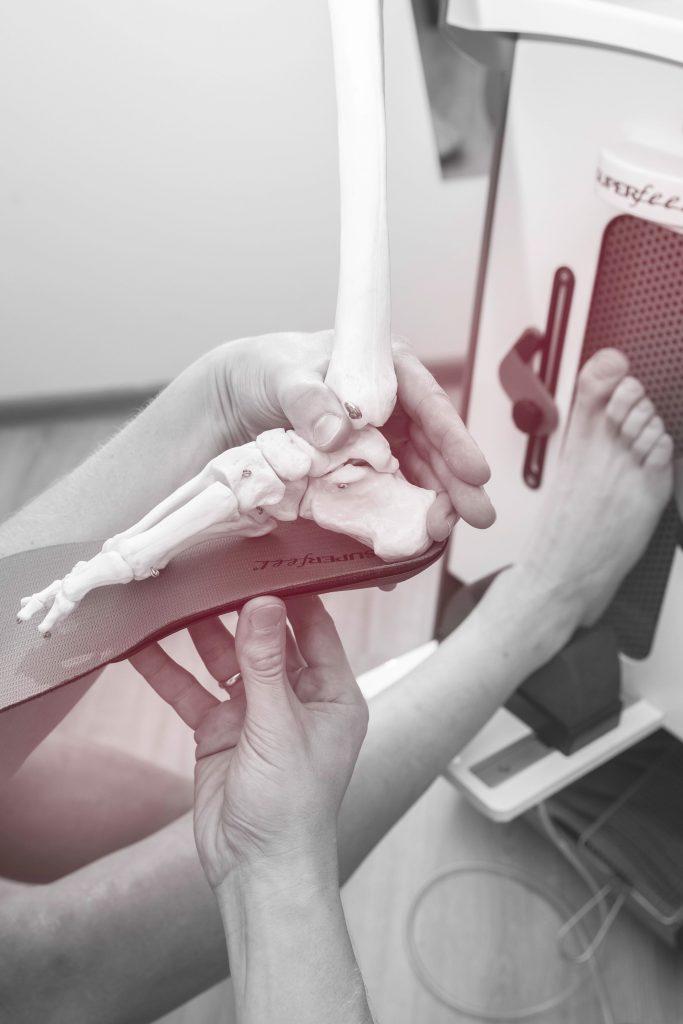 VeloLAB wkładki ortopedyczne Łukasz Szczęsny